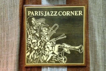 disquaire PARIS JAZZ CORNER PARIS